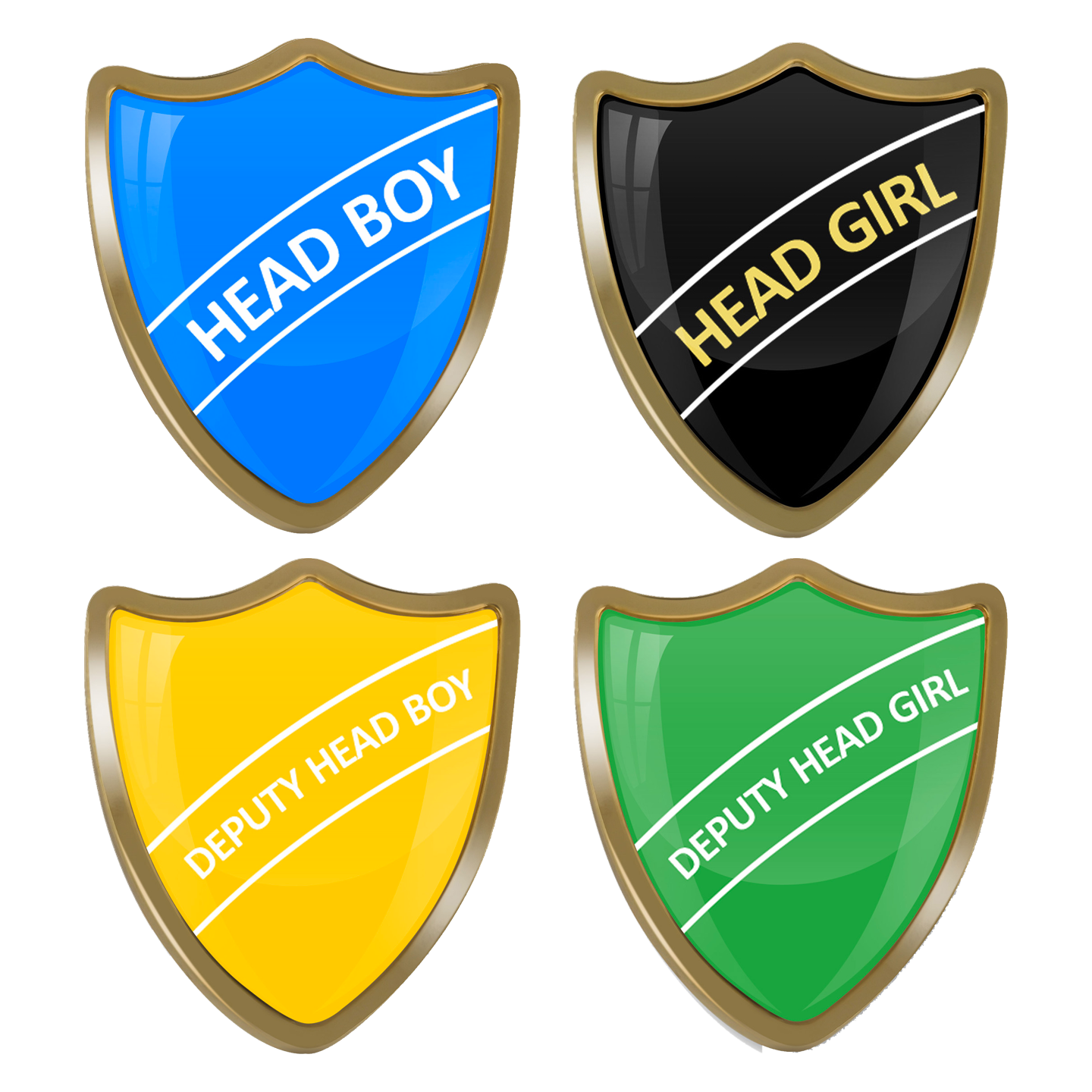 School Badges | FREE Logo | QUICK Turnaround | FAST Delivery | Trophyme
