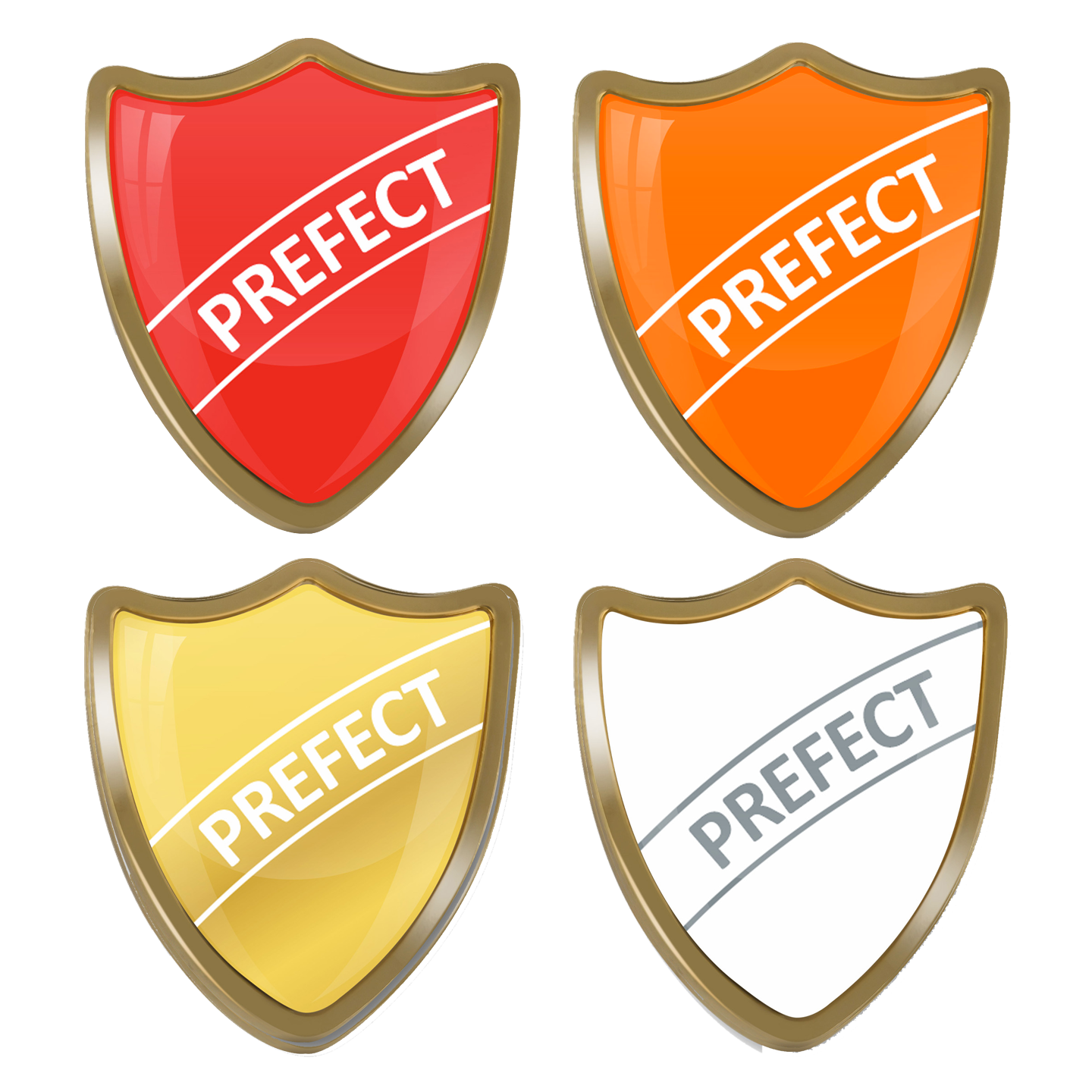 Prefect Badges