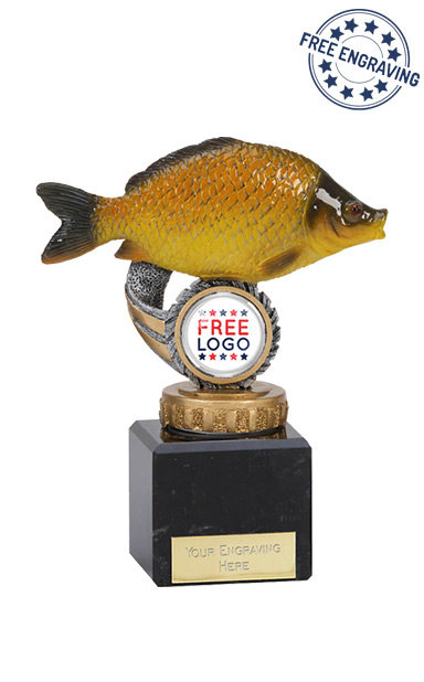 Flexx Common Carp Fish Trophy- 137B.FX024