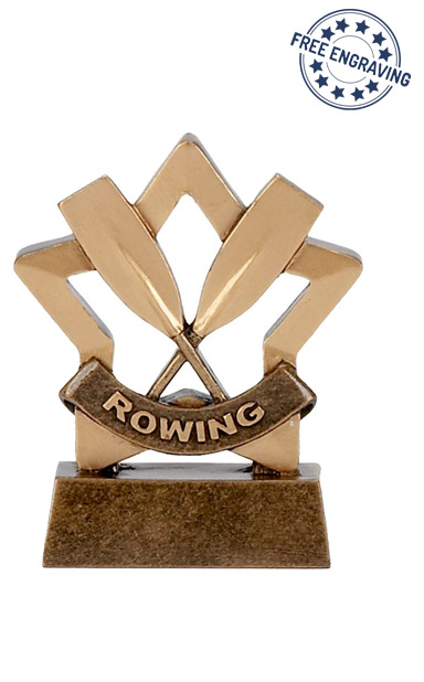 Mini Star - Rowing Trophy - A1107