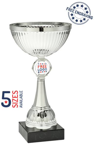 Silver Presentation Cup with Metal Bowl- ET351.62