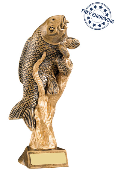 Fish Resin Trophy- RM133