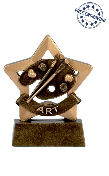 Mini Star - Art Trophy - A946