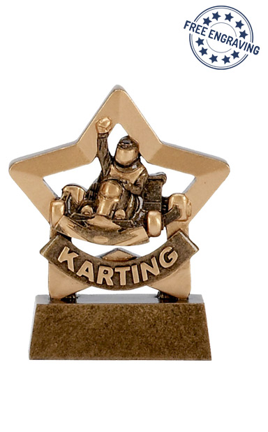 Mini Star - Karting Trophy - A1118