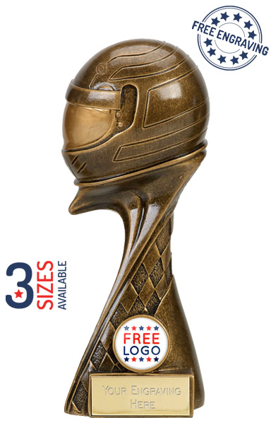 Guardian Helmet Resin Trophy- A4026
