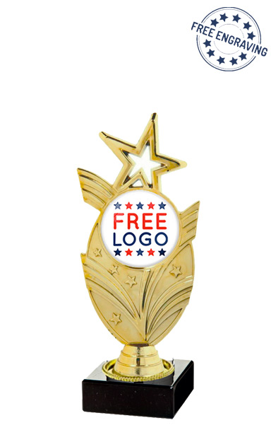 Gold Star Series Award (19cm) - T.9301
