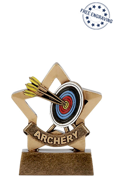 Mini Star - Archery Trophy - A1106