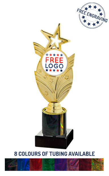 Gold Star Series Award (22cm) - T.9301-2
