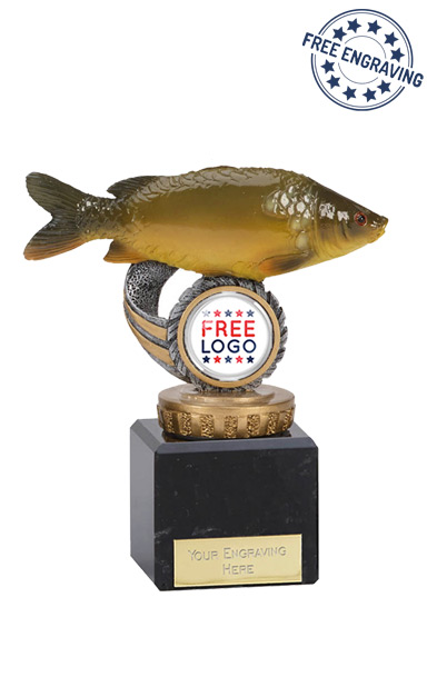 Flexx Mirror Carp Fish Trophy- 137B.FX025
