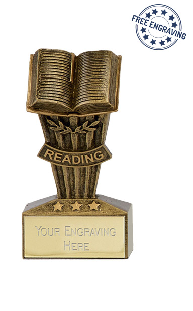 Micro Series - Reading Trophy - A1765