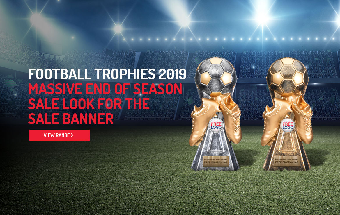 Sale Football Trophies